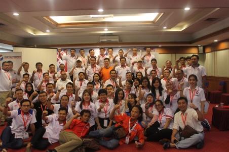 peserta TOT Partai Perindo